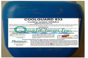 Cool Guard 833 - Chống cáu cặn và ăn mòn cho Chiller