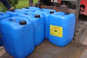 Hóa chất GTC 02 - Tẩy rửa cáu cặn hệ thống lạnh, đường ống