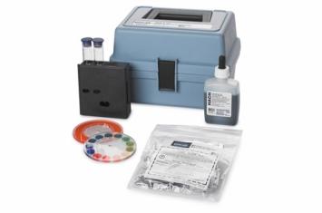 Bộ kit xác định sắt, pH