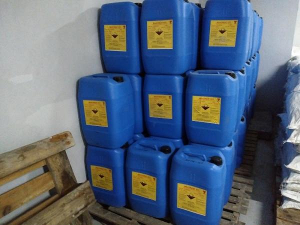 Hoá chất Maxtreat 2550- Chống cáu cặn & ăn mòn cho hệ thống lạnh mở